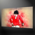 GEORGE BEST CANVAS PRINT ART PICTURE PRINT FREE FAST UK DELIVERY
