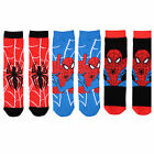 Marvel Ultimate Spiderman Childrens Socks - 3 Great Designs