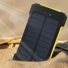 New Solar Power Bank 50000mah Portable External Battery Charger For Smart Phone