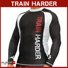 Pure Limits - EX100 - Long Compression Top - Train Harder - Training CrossFit