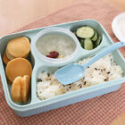 School Lunch Box For Kids With Spoon&Soup Bowl Sealed  Bento Lunch Box Set