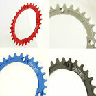 Chainring Narrow Wide Single retainer ring blue red black silver 30Teeth 104 BCD