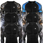 Zipravs Mens Womens  SKIN Compression training baselayer mma gym running Top