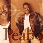 Through the Fire by Peabo Bryson (CD, Jun-1994, Sony Music Distribution (USA))