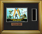 BOND 007  For Your Eyes Only    Roger Moore  FRAMED MOVIE FILMCELLS