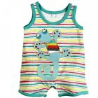 *NEW* BABY UNISEX BOBOLI STRIPE PLAYSUIT ROMPER 138147 TOP QUALITY BRAND