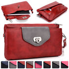 Womens Fashion Smart-Phone Wallet Case Cover & Evening Purse EI64-44