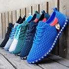 New Fashion Mens Sneakers Engalnd Breathable Recreational Athletic Casual Shoes