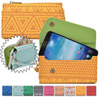 Convertible Aztec Smart-Phone Wallet Case Cover & Evening Clutch MLUC3