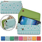 Convertible Aztec Smart-Phone Wallet Case Cover & Evening Clutch MLUC7