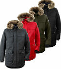 Didriksons Shelter Mens Parka Waterproof Insulated Coat