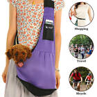 Puppy Pet Carrier Bag Dog Cat Single Shoulder Sling Bag Tote Travel Tote Handbag