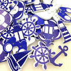 10/50/100pc Mix Style Wood Buttons Sewing Kid's Craft Mix Lots Scrapbooking W259