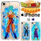 iPhone Cover Case TPU Silicone Dragon Ball Z Super Saiyan God SSGSS Goku DBZ