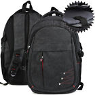 All Around Grey Tech Backpack with Isolated 14in Laptop Compartment SBGNY-5