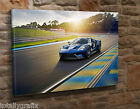 Extra Large Canvas Wall Art Picture Print Ford GT 40 2017  KA25