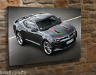 Extra Large Canvas Wall Art Picture Print Chevrolet Camaro 50th 2017  KA27