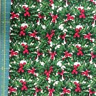 Penny Rose ~ Joyous Christmas ~ 100% Cotton ~ Priced By The 1/2 yard