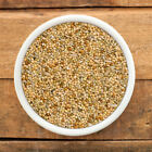 Budgie Food, Ideal mix of Red and White Millet with Canary Seed, Budgie Seed