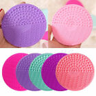 Silicone Makeup Washing Brush Cleaning Cleaner Cosmetic Scrubber Mat Pad Tool