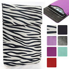 Universal 6 - 7 inch Tablet Slim PU Leather Sleeve Pouch Case Cover MIMIWP-4