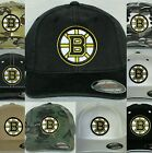 Boston Bruins FLEX FIT CAPHATCLASSIC NHL PATCH LOGO3 SIZES 10 COLORNEW