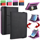 Universal 7 - 8 inch Tablet Rotation Folio Folding Case Cover MU08VT-2