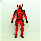 X-Men Deadpool Wade Wilson 7 Inches PVC Action Figure Toy