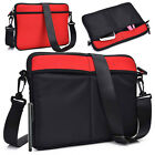 Universal 10 - 12 Inch Tablet Sleeve and Shoulder Bag Case Cover 2-in-1 NDR2-2