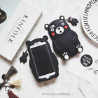 3D Cartoon Soft Silicone Cover Case For Samsung S6/7/G360/530/N3/4 Sony M2/M5