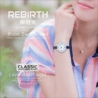 GIFT Ladies Womens Casual Watch Faux Leather Dress Luxury Quartz Watches