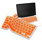 """Silicone Keyboard Protector Cover Skin for Apple Macbook Pro iMAC 13 15 17"""" Mode"""