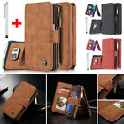 Kyпить Removable Samsung Galaxy S6/S7/S7 Edge Note 7 Leather ID Wallet Stand Case Cover на еВаy.соm