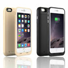 6800mAh Battery Charging Power Bank Charger Case Cover for iPhone 6/6S/7/8 Plus