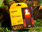UCO 100% BEESWAX CANDLES 12-15 HOURS BURN TIME PER CANDLE BUSHCRAFT SURVIVAL