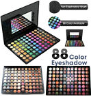 88 Color Pro 7 Kind Fashion Eyeshadow Palette Shimmer Eye Shadow Makeup Set
