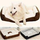 Pet Cat Puppy Small & Large Dog House Dog-Hole Soft Kennel Bed Sleeping Pad Mat