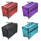 """Tutto Tote on Wheels 2X, 28"""" - Choose from 4 Colors - Sewing Machine Case Bag"""