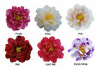 12 PCS. Peony Artificial Flower for Craft and Decoration Pick Color