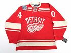 HENRIK ZETTERBERG DETROIT RED WINGS NHL 2014 WINTER CLASSIC REEBOK HOCKEY JERSEY