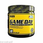 MAN Sports GAME DAY Pre Workout Crazy Intense Energy Strength Focus Pump 30 serv