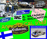 Annex/Anexo decal 1/43 Ford Escort A. Vatanen - D. Richards Rally RAC 1981