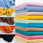 Anti Pill Solid Polar Fleece Fabric Sofa Bed Sheet Blanket Pet Coats By the Yard