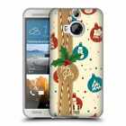 HEAD CASE DESIGNS CHRISTMAS GIFTS SOFT GEL CASE FOR HTC PHONES 2