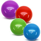 Yes4all Premium Soft Toning Ball Yoga Exercise Therapy Weighted Workout Fitness image