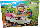 Playmobil 5667 Country Horse Stable, Car With Trailer + Accessories Child Toy