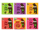 Bear Nibbles Pure Fruit Yoyo 6 12 18 Pack 20g 6 Flavours Multipack Or Mixed Case
