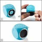Mini Cute Water Resistant Bluetooth Speaker for iPhone and Android Phones