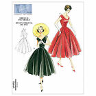 Vintage Vogue 1172 50s early 60s Evening Gown NEW Retro Sewing Pattern