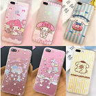 Cute Melody Little Twin Stars Hybird Back Case Cover for iPhone 5S 6 6S 7 7 Plus